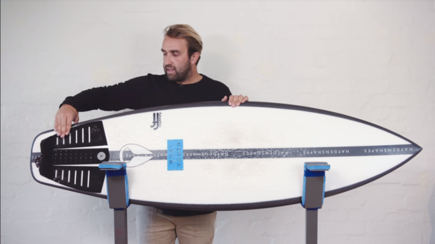 HS Holy Grail CI Hoglet Surfboard Review | Compare Surfboards 7