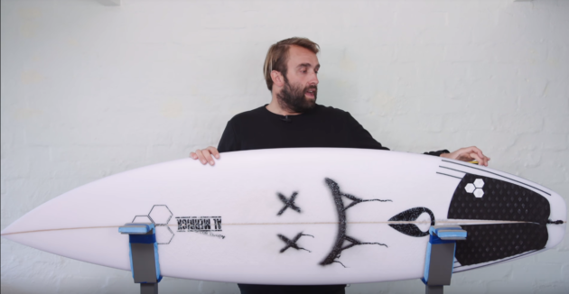 Channel Islands Fever Surfboard Review | Compare Surfboards