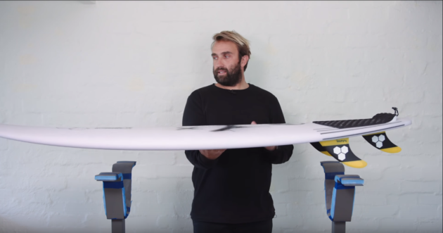 Channel Islands Fever Review | Compare Surfboards