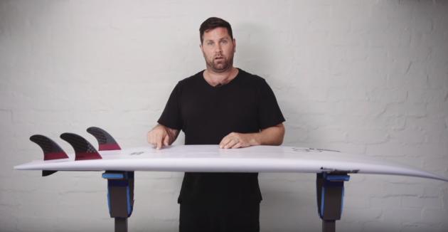 Channel Islands Rocket WIDE Surfboard | Compare Surfboards