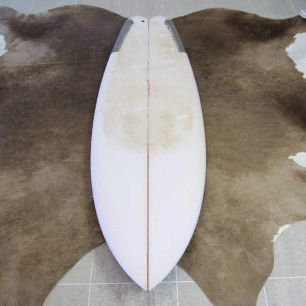 Christenson Mescaline Surfboard Review - Deck | Compare Surfboards