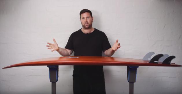 Christenson Nautilus Surfboard | Compare Surfboards