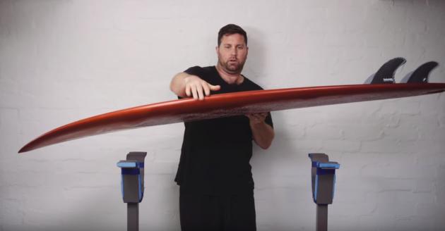 Christenson Nautilus Board | Compare Surfboards
