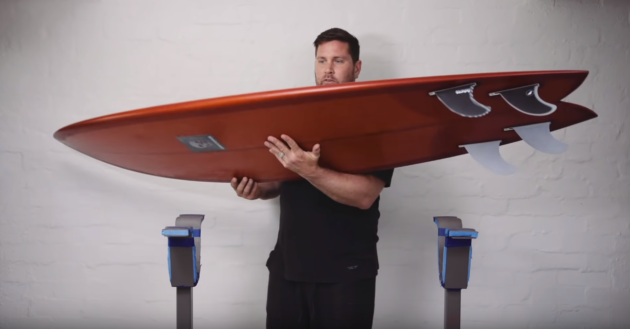 Christenson Nautilus Review | Compare Surfboards