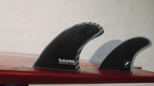 Christenson Nautilus Surfboard Fins | Compare Surfboards